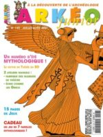 Archéo junior : un numéro d'été mythologique