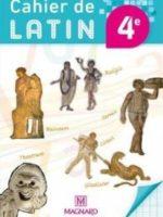 Cahier de latin 4ème
