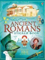 Ancient Roman stickers book