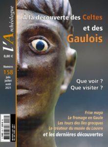 L'Archéologue #158 - À la découverte des Celtes et des Gaulois