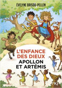 L'ENFANCE DES DIEUX #3 : APOLLON ET ARTÉMIS