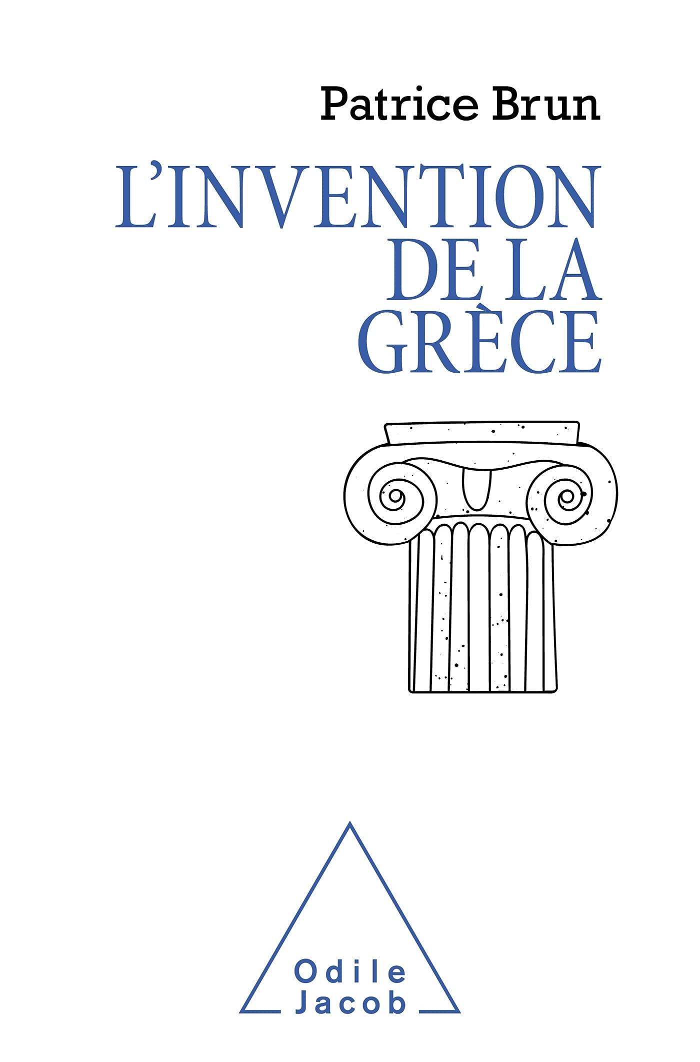 L'Invention de la Grèce