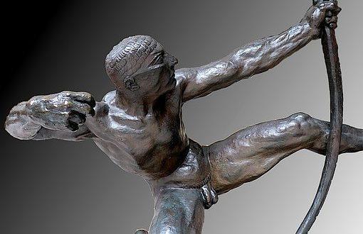 ART ET TON CHAR #1 Héraklès archer