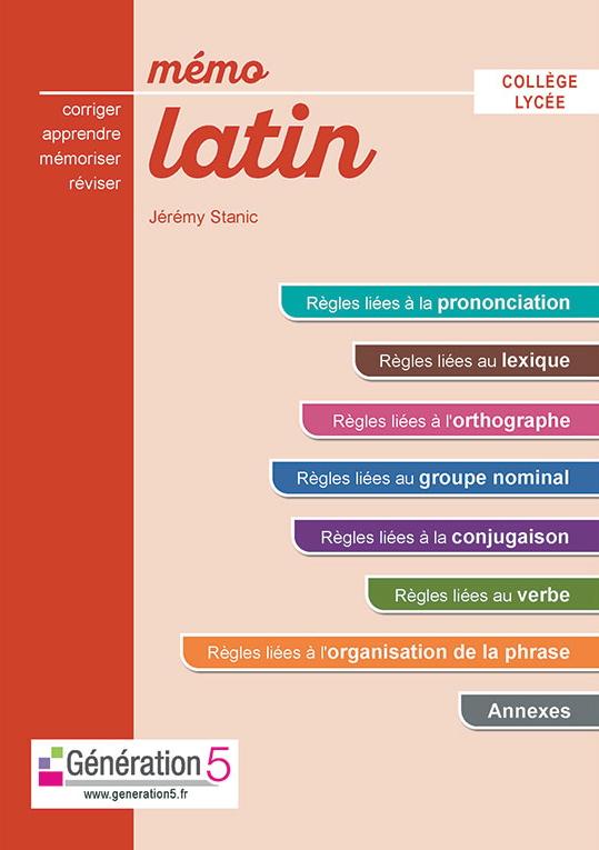 Mémo Latin