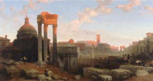 Les ruines, pierre angulaire de la ville