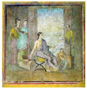 Les fresques de Pompéi aux bons soins d'un robot