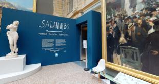 Exposition en Ligne : Salammbô